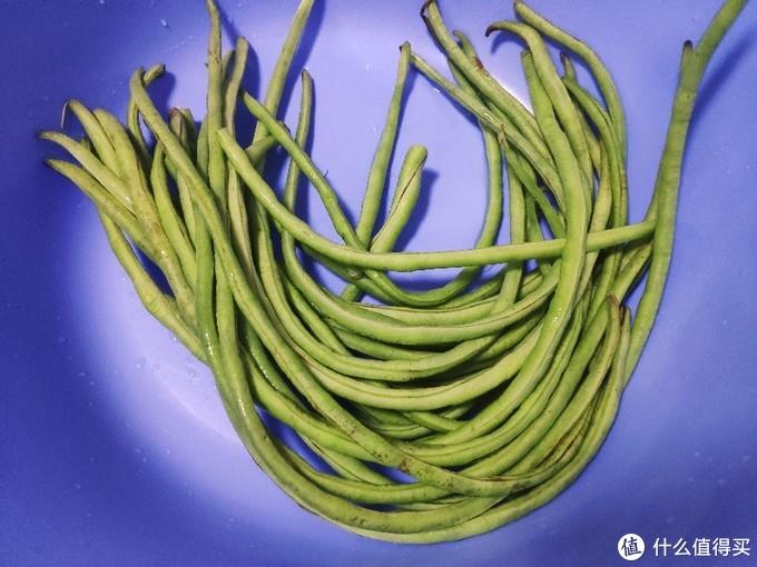 农家豆角炒肉片——家常菜