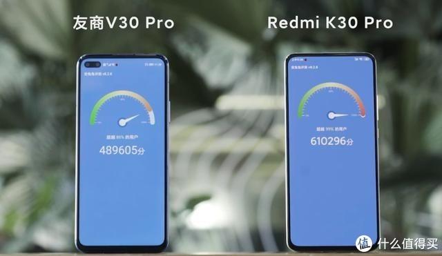 K30PRO & V30PRO尽可能多的对比