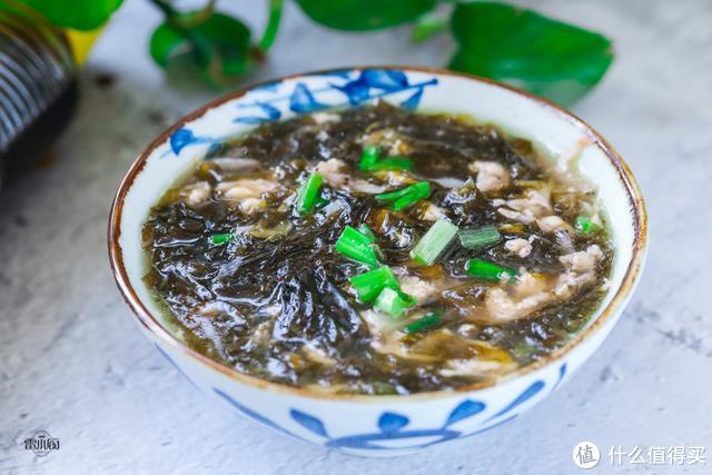 做紫菜蛋汤,掌握1个关键步骤,鲜美无比,好喝翻倍