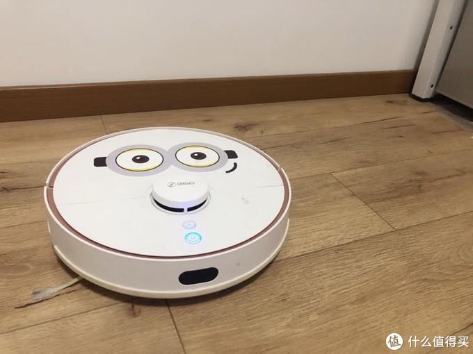 360扫地机器人S7,提升孕期幸福感神器
