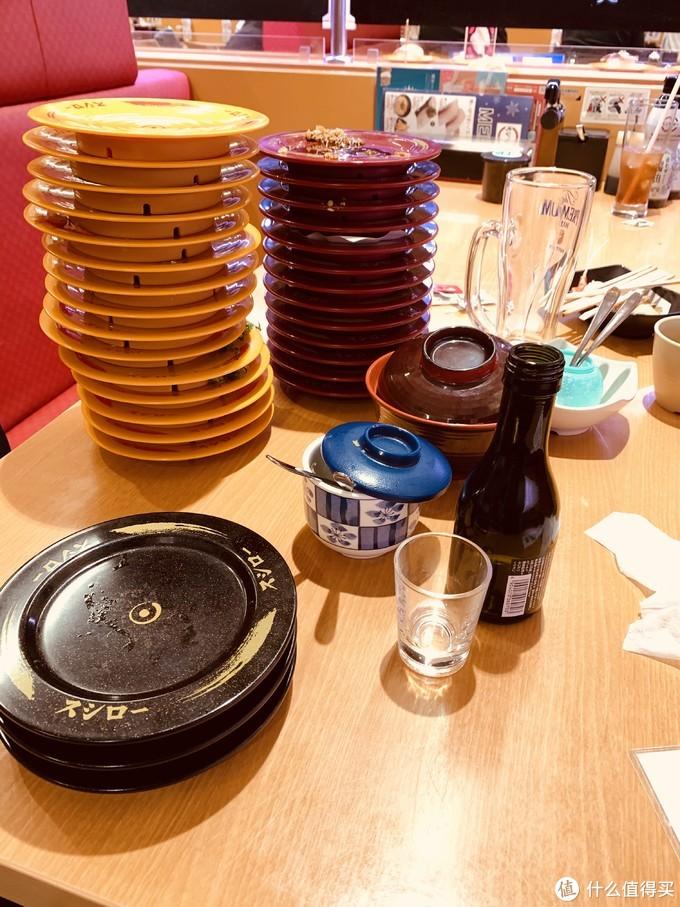吃了这么多人均才2000多日元,真心爽到