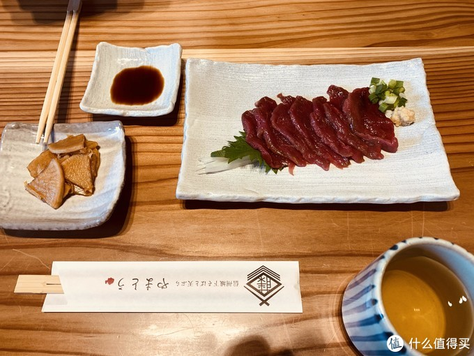 松本特色,马肉刺身,下筷子之前有点顾虑,吃到嘴里不禁被这新奇的口感征服
