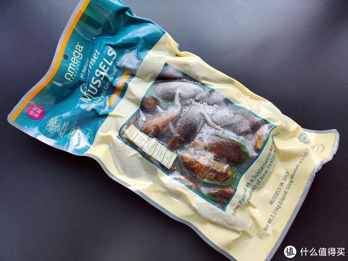 新西兰进口青口贝试吃