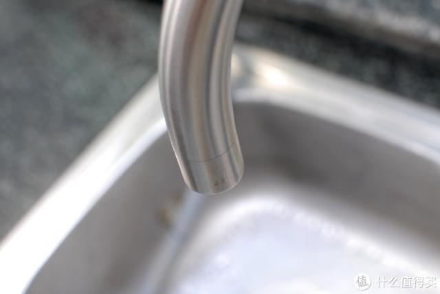 不用电无废水,几十块解决家里净水问题:九阳龙头净水器JYW-T02