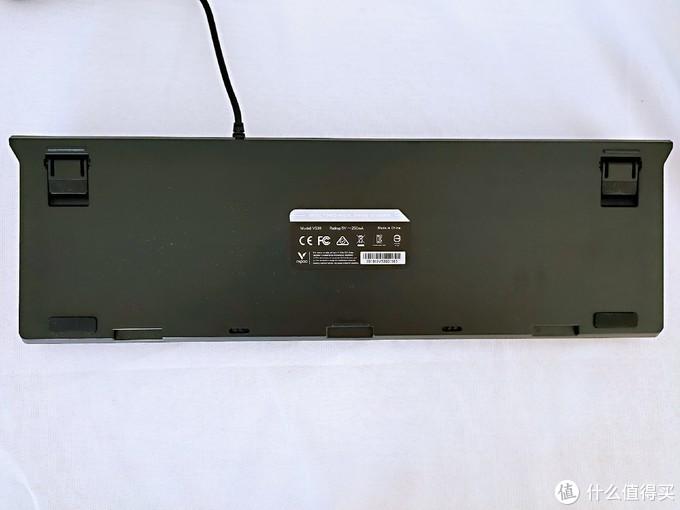 极致手感,酷炫灯光,让你爱上码字-雷柏V530机械键盘