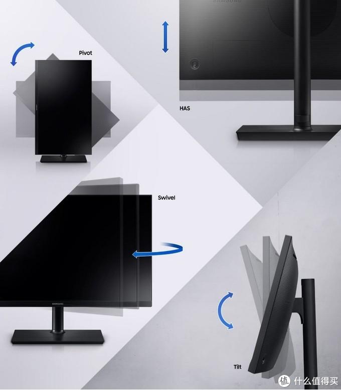 高素质2K PLS面板:三星 发布 F27T85 办公显示器