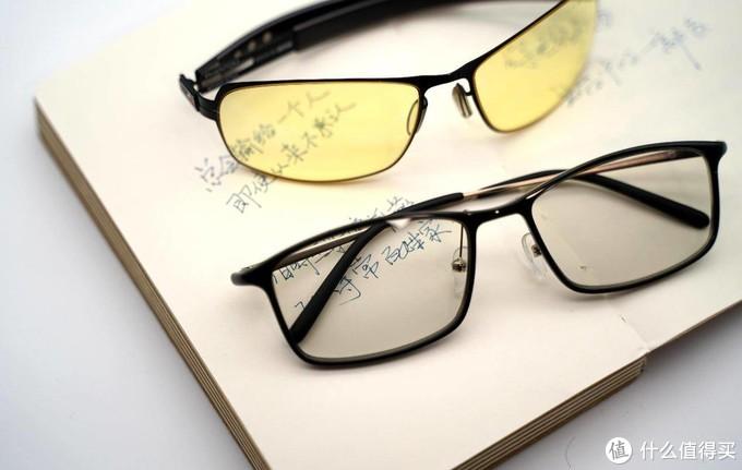 99块的米家蓝光护目镜到底是什么体验?