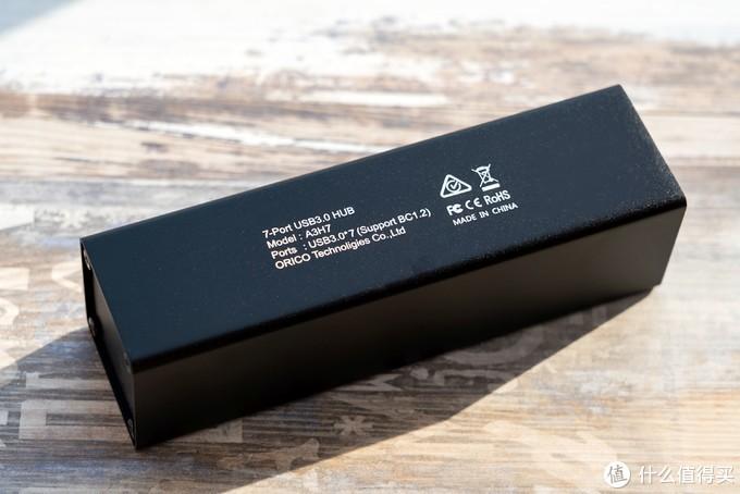 金属机身质感十足,还支持BC1.2协议,这款ORICO集线器值得一试