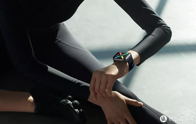 春夏露腕,拒绝光溜溜,时尚潮流来一块OPPO Watch,AI穿搭有花样