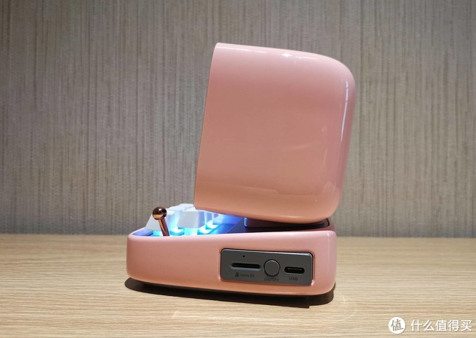 不仅是音箱,更是游戏机-Ditoo迷你像素蓝牙音箱体验