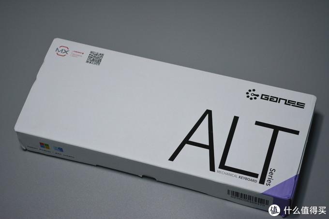 可变配列GANSS ALT71升级版ALT71D蓝牙机械键盘拆解体验