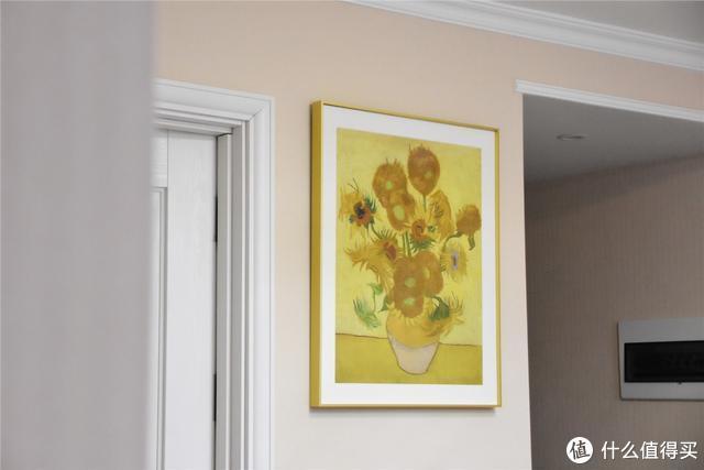 家里大白墙除了婚纱照,挂梵高复刻画不香吗?