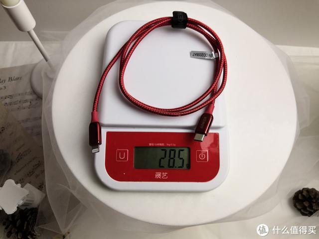 ios充电新组合——ANKER nano快充头+拉车线三代