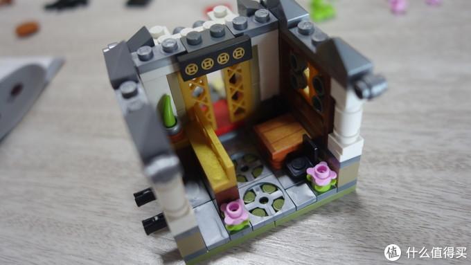 LOZ中华街系列之当铺(听说屋顶容易拼到心态爆炸?)