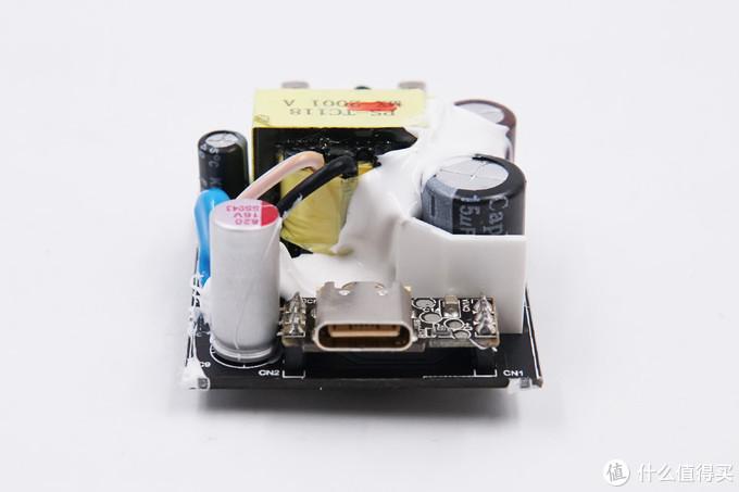 拆解报告:PISEN品胜18W USB PD快充充电器TS-C118