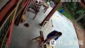 孤身在外打拼,用摄像机拉近与父母的距离,360智能摄像机红色警戒版