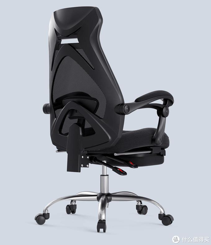 """小米有品上线新品""""云盾""""电竞椅,可升降调节腰托,这功能有用吗?"""