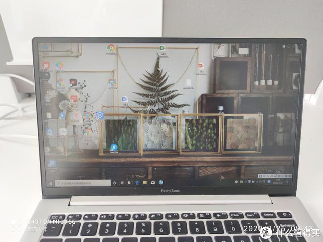 Redmibook 13:全面屏+10代酷睿+MAX250