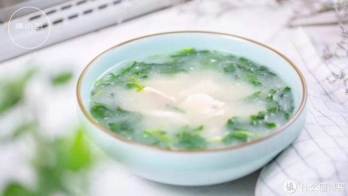 春菜鱼片汤,藏着春天的秘密