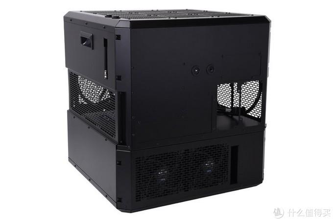 9路显卡+7路水冷变态级扩展:阿尔法酷 推出 Mining Cube 300 机箱