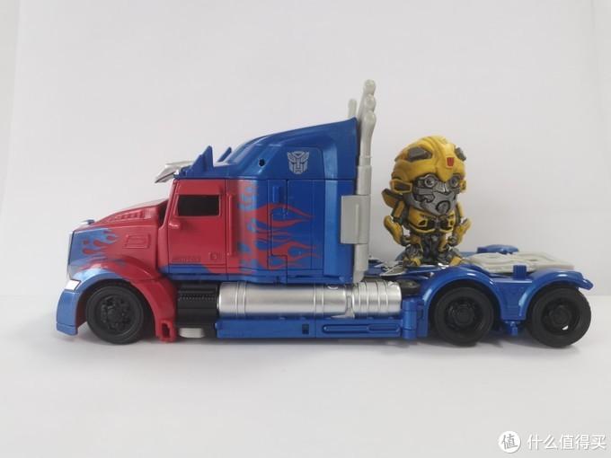 卡车造型可以给很高的分数。