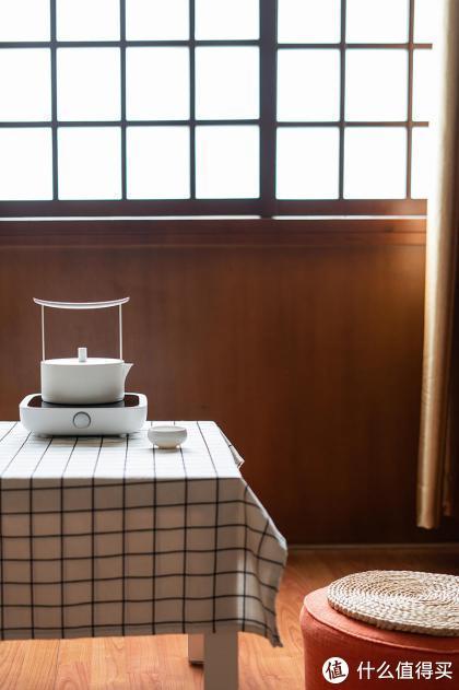 三界茶具的经典之作,科技与茶文化美学碰撞新特色