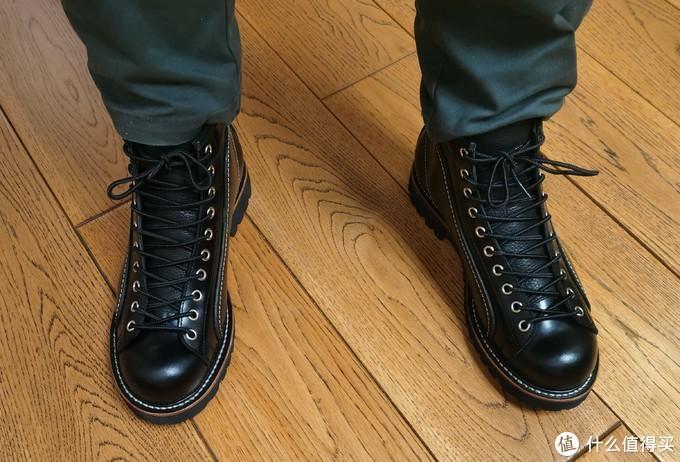 杂谈4:3月购买的5双皮质鞋靴·开箱晒单