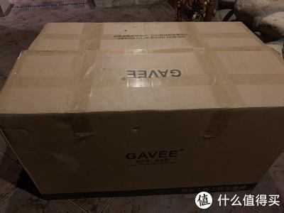 GAVEE-Q6人体工学椅实测
