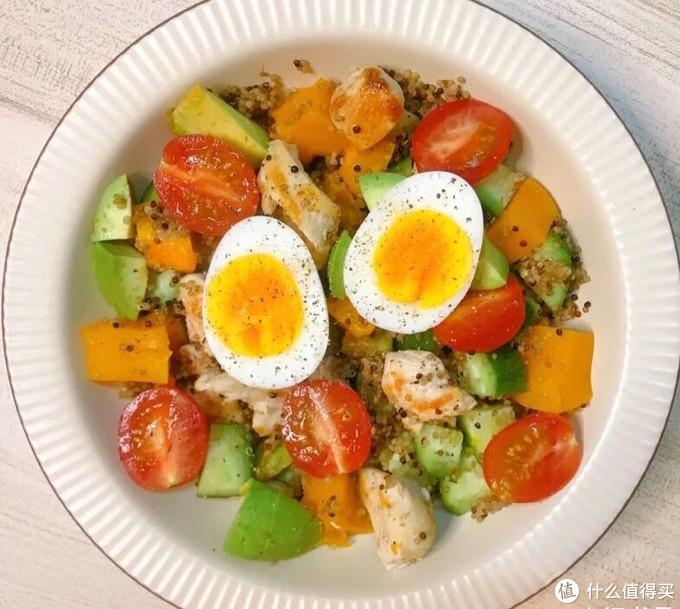 推荐好吃又不胖的美食—减肥餐