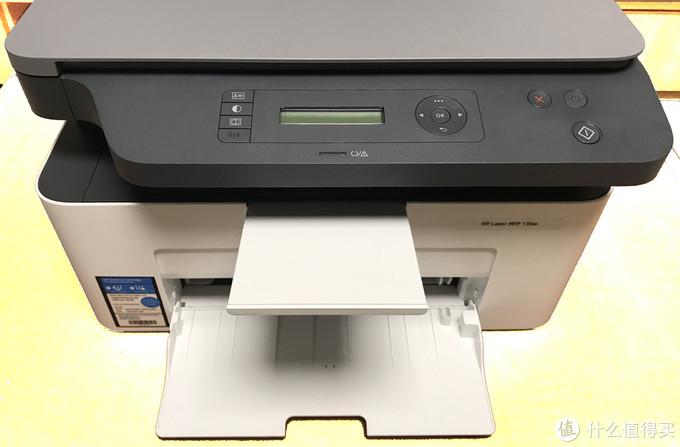 惠普136w:高颜值高性能的打印机