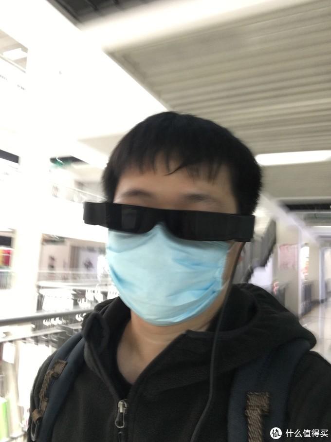 EPSON 爱普生 Moverio BT-30C 智能AR 眼镜 体验