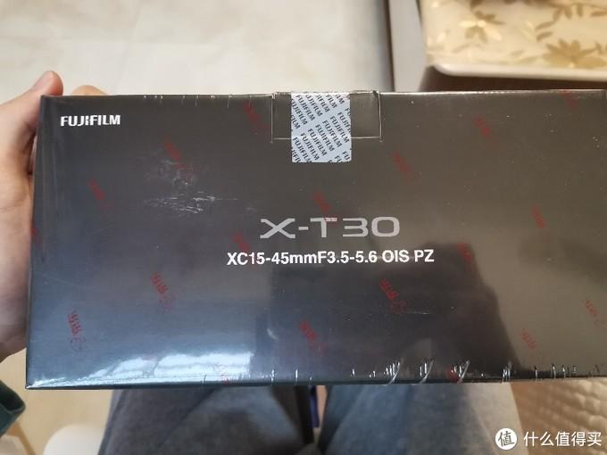 大一新生人生第一台数码相机—富士xt30配1545套头