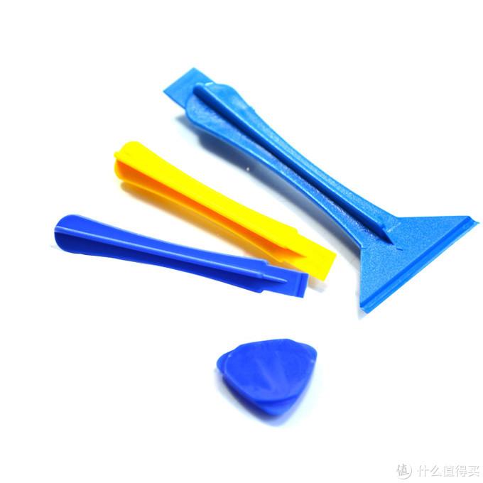 塑料三角片及撬棒