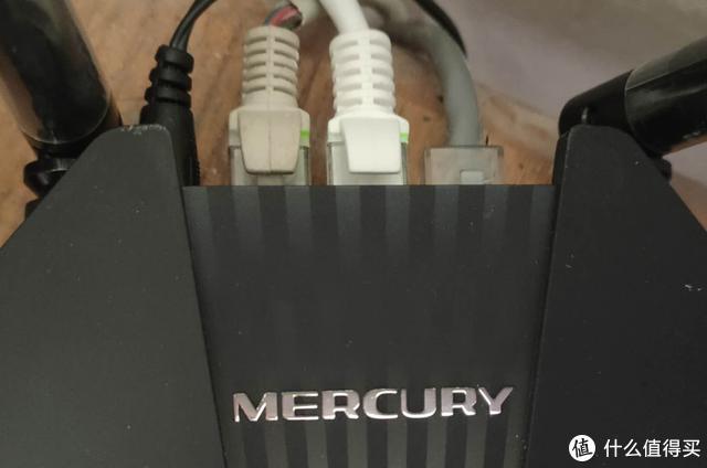 水星(MERCURY)D121双千兆路由器简单上手测评以及路由器相关知识的科普