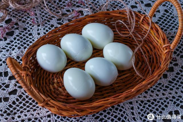 清明吃鸡蛋,教你正确的煮法,记住1234原则,轻松剥壳营养好