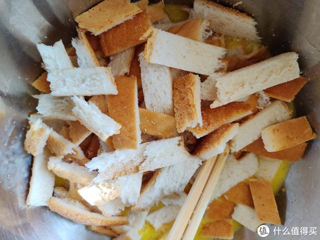 碎面包这样做更好吃,营养又健康,只需十分钟