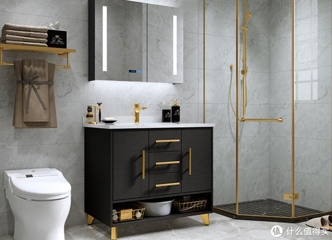 浴室柜(店家图)