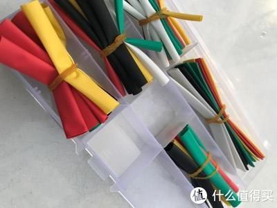 多色多管径热缩管