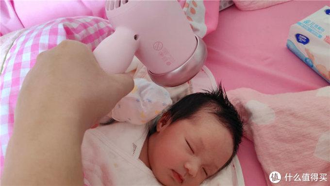 如山婴童吹风机,奶爸给宝宝的一份呵护