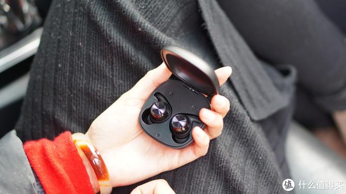 西圣Ares战神旗舰版,全触控的蓝牙真无线耳机,只要199