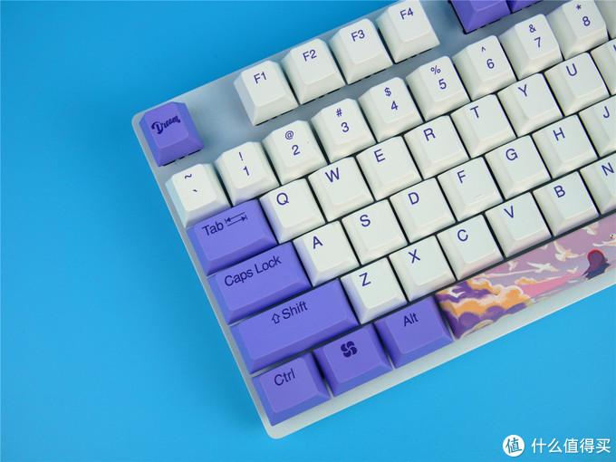 猛男专属必备——达尔优 梦遇 机械键盘