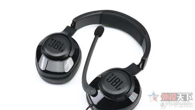 JBL QUANTUM 200游戏耳机评测:轻量舒适