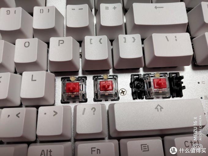 超越樱桃轴,来自国产轴的逆袭—— 镭拓MXX机械键盘