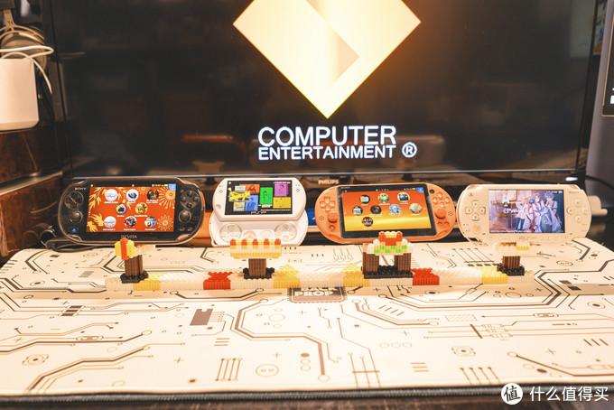 掌机不死,游戏不止: 智能机时代的掌机新玩法