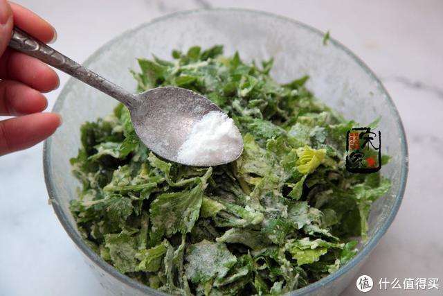 """这菜叶子别扔,吃一次等于给肠道做次""""大扫除"""",营养抑菌,好吃"""