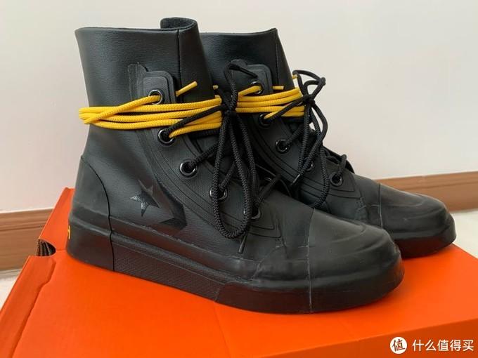 Ambush x converse pro leather联名开箱
