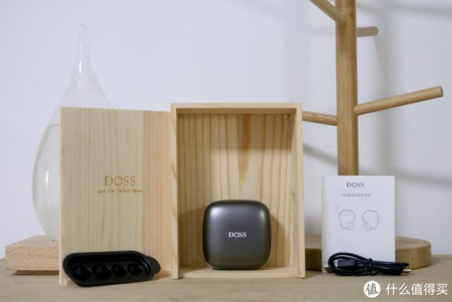简直就是千元级耳机,高贵而又实惠之选:DOSS T60