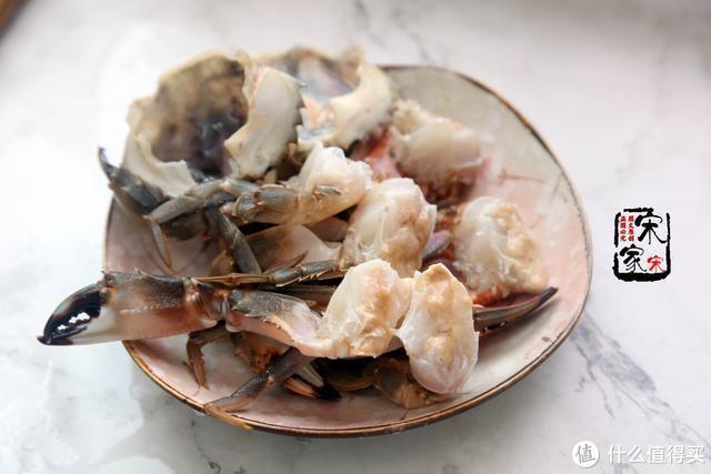 不放盐不放水,螃蟹这吃法入味解馋,比清蒸过瘾多了