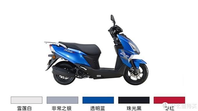 125cc以下的踏板摩托车云对比
