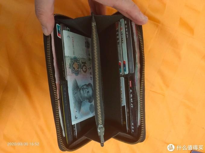 为什么有钱人都用长款钱包??生活中绝不能离开钱包!海淘COACH男款长钱包开箱